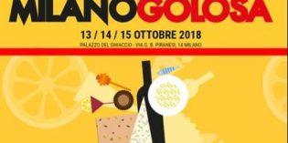 """Milano – """"MILANO GOLOSA"""" 2018"""