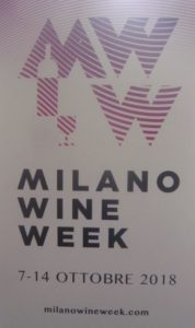 Milano Wine Week 2018 - 1