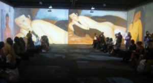 Modigliani Art Experience 1