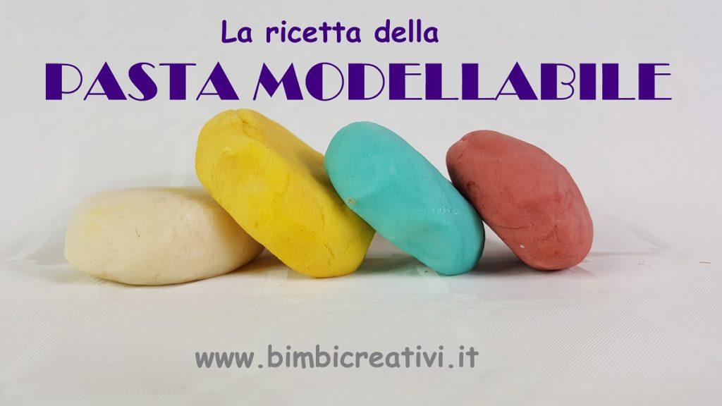 bimbi creativi: Pasta Modellabile per Dipende