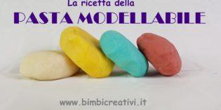 Bimbi creativi: LA RICETTA DELLA PASTA MODELLABILE FATTA IN CASA