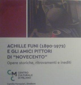Funi e amici pittori di Novecento 1