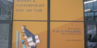 Milano – GRANDART – Modern & Contemporary Fine Art Fair