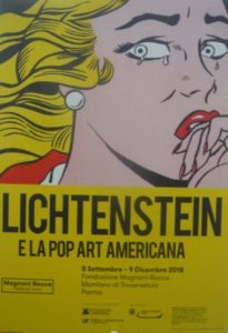 Lichtenstein e Pop Art americana 1