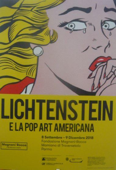 Lichtenstein e Pop Art americana 1