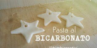 BIMBI CREATIVI: Pasta al bicarbonato