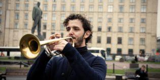 Omar Tomasoni da Orzinuovi: PRIMA TROMBA AD AMSTERDAM