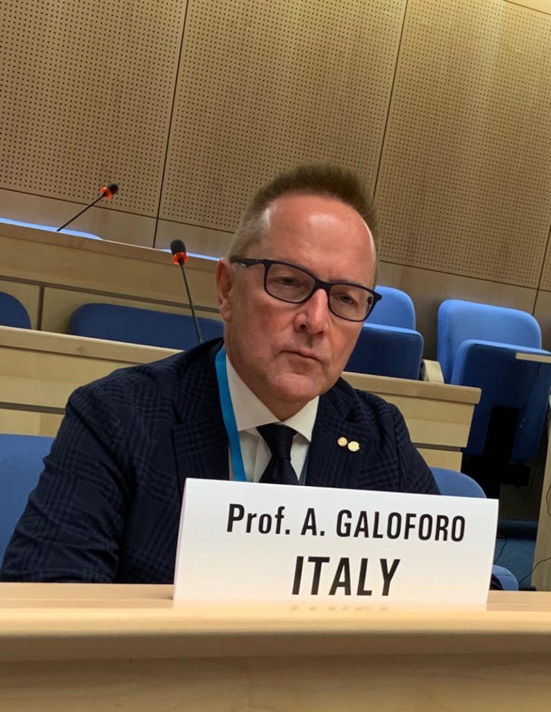 Dottor Galoforo esperto in ossigeno-ozono terapia