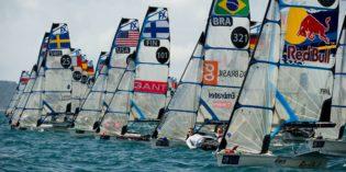 Circolo Vela Gargnano: campionato italiano classi olimpiche 2019