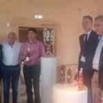 """Italia in Rosa, Moniga del Garda celebra """"la terza via"""" del vino italiano"""