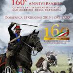 RIEVOCAZIONE STORICA 160° ANNIVERSARIO BATTAGLIA San Martino e Solferino