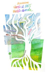 associazione Verso il DES Basso Garda - logo 72