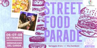 STREET FOOD PARADEA Desenzano del Garda