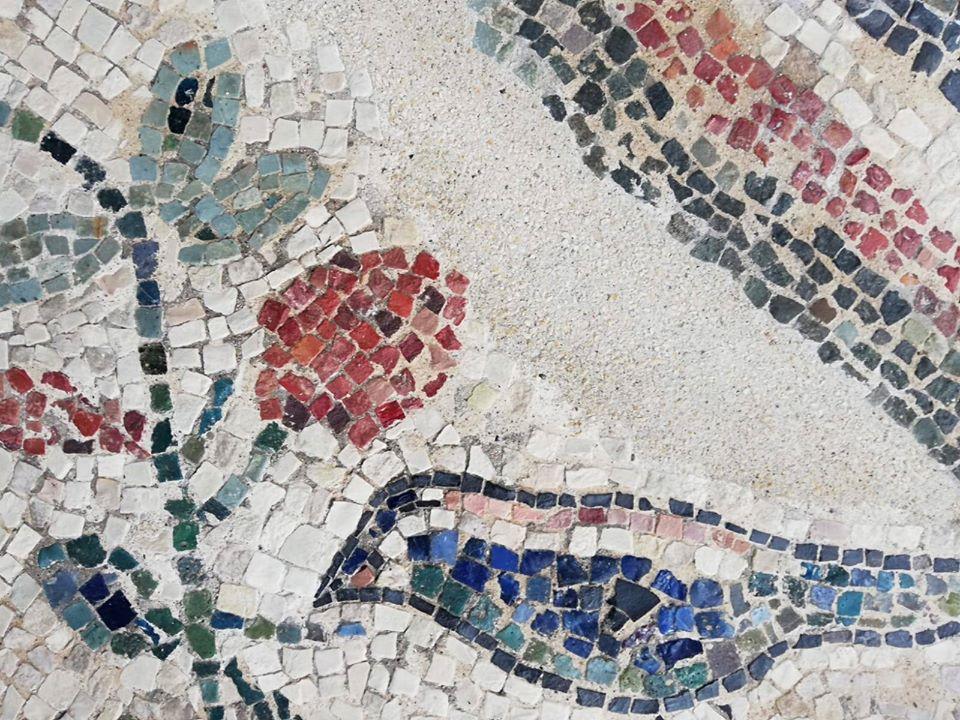 mosaico villa romana desenzano