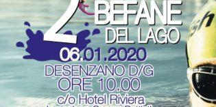 """Desenzano: Il """"Tuffo delle befane"""" con Garda Lago Accessibile"""