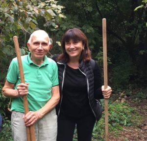 Onorio Belussi e Raffaella Visconti