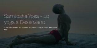 Novità al Samtosha Yoga Desenzano