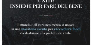 24 e 25/4 UDJ 4 ITALY:<br>Uniti insieme per fare del bene!