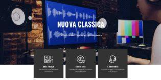 È natonuovaclassica.it:  <br>Un portale gratuito per musicisti<br>in cerca di casa discografica