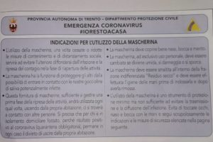 Corona virus info