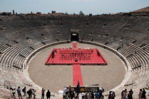 Arena di Verona festival bellezza