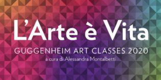"""""""L'Arte è Vita"""": corso online"""