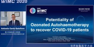 OZONOTERAPIA contro COVID19