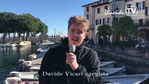 DAVIDE VICARI: intervista al giovane registaricercato dai musicisti VIP