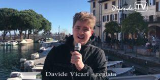 DAVIDE VICARI: intervista al giovane regista<br>ricercato dai musicisti VIP