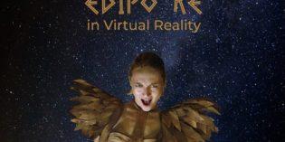Verona: Edipo Re in versione virtuale.