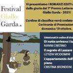 Festival Giallo Garda: opere vincitrici
