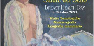 Ottobre mese della prevenzione <br>del tumore al seno